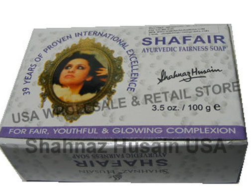 Shahnaz Husain ShaFair Body Care Cleanser Bar Soap