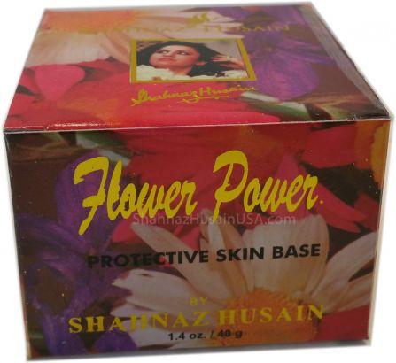Shahnaz Husain Flower Power Protective Skin Treatment Base Pink