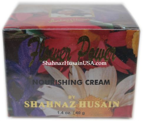 Shahnaz Husain Flower Power Nourishing Massage Cream