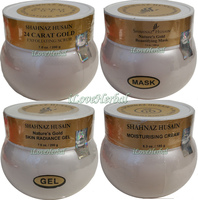 Shahnaz Husain Salon Size Deluxe Gold Facial Kit 4 packs