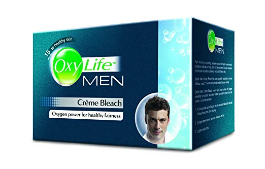 15g Mens - Oxy Bleach for Salon and Regular Use